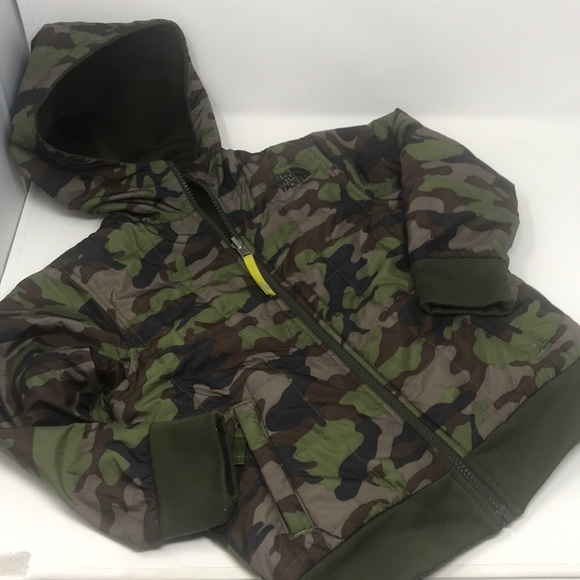 The North Face Other - The North Face camo XXS (5) reversible jacket